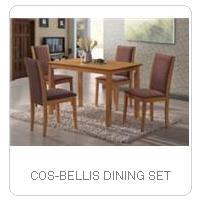 COS-BELLIS DINING SET